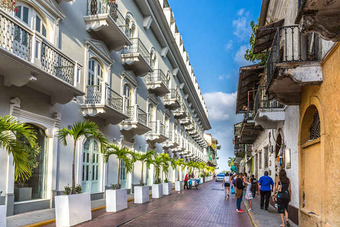 Mejor peoca viajar Panamá