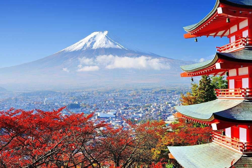 Lugares que ver en Japón en 10 días