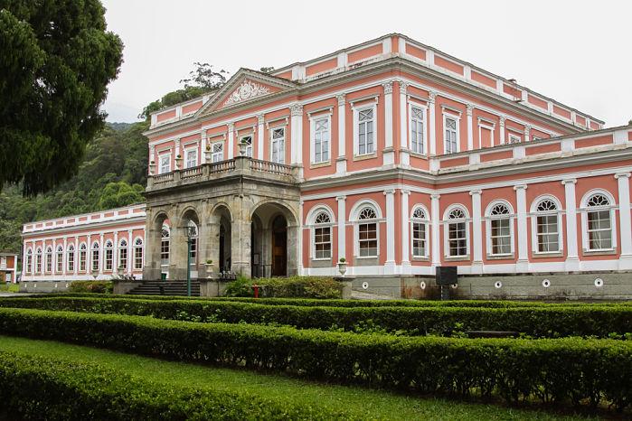 museo imperial de Petrópolis