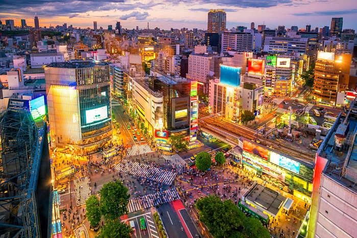 Distrito comercial de Ginza
