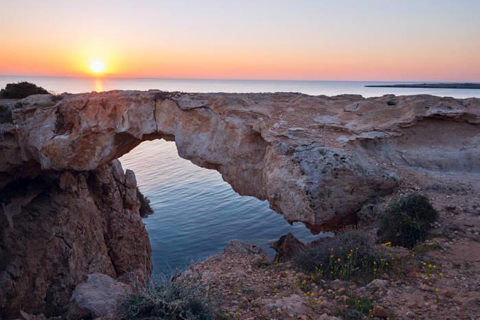 Cabo Greco Chipre
