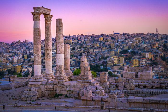 Ciudadela de Jordania