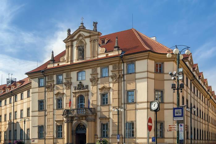 Clementinum de Praga