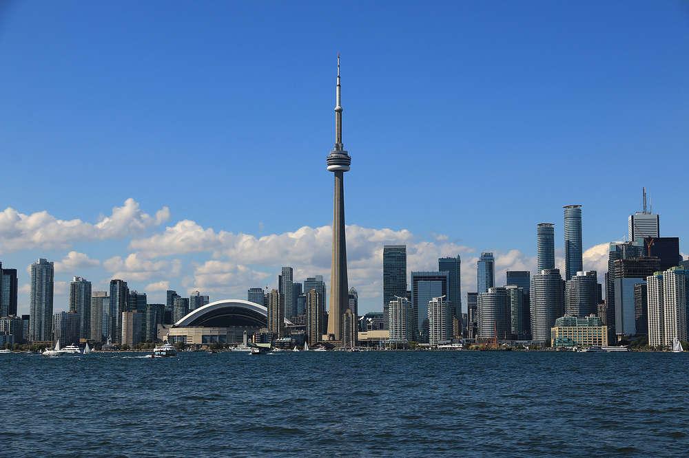 CN Tower of Toronto