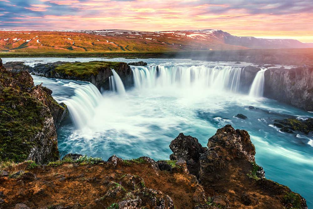 Epoca para viajar a Islandia