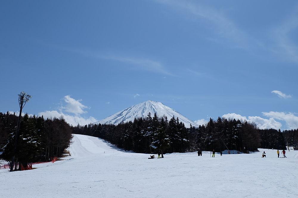 Estación de esquí de Fujiten