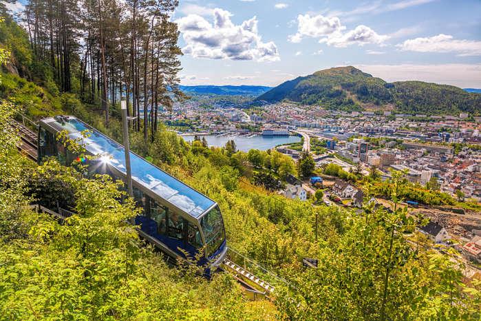 Principales lugares que ver en Bergen