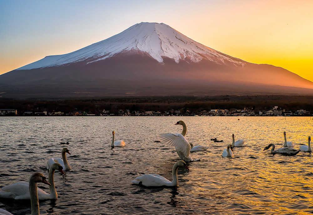 Lago Yamanakako