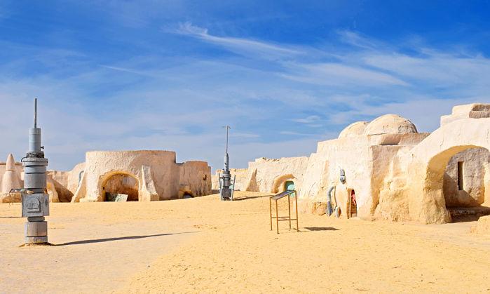 lugares impresionantes que ver en tunez