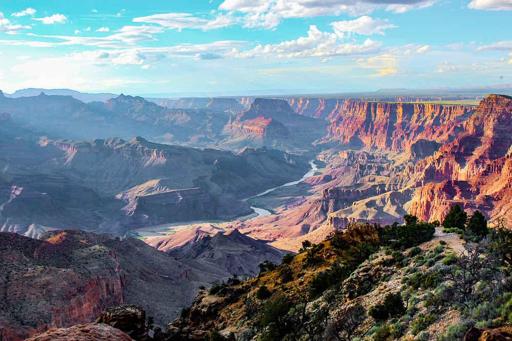 Parque Nacional Gran Cañon del Colorado