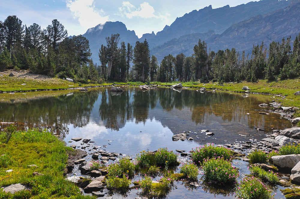 Parque Nacional Grand Teton