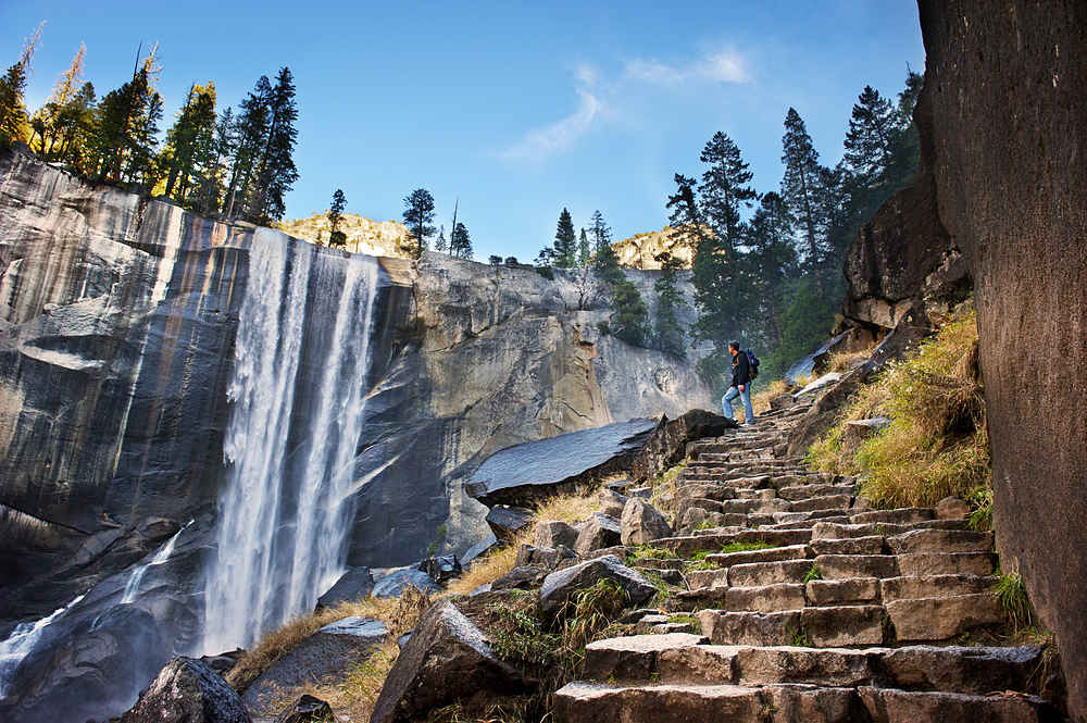 Parque Nacional Yosemite Estados Unidos