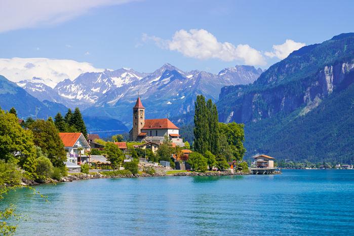Suiza en Julio