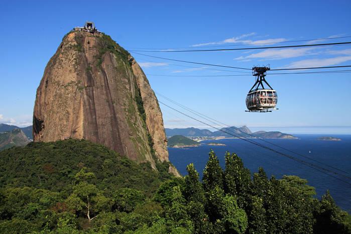 Vacunas recomendadas para viajar a Brasil