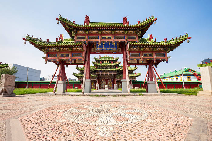 Viajar a Mongolia en Julio