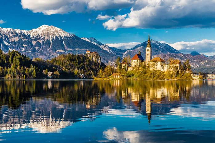 Viajar a Eslovenia en julio