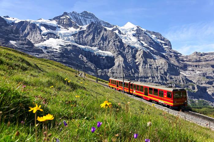 Viajar a Suiza en Julio