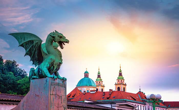 Visitar Eslovenia en julio