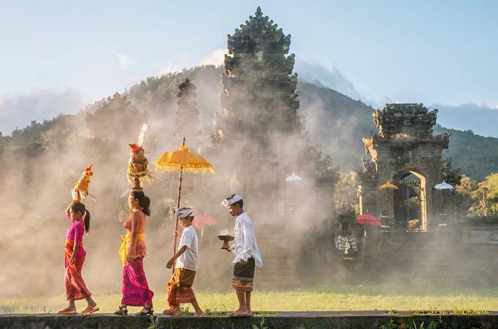 Cuál es la mejor epoca para viajar a Bali