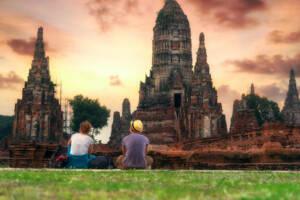 Mochilero por Tailandia