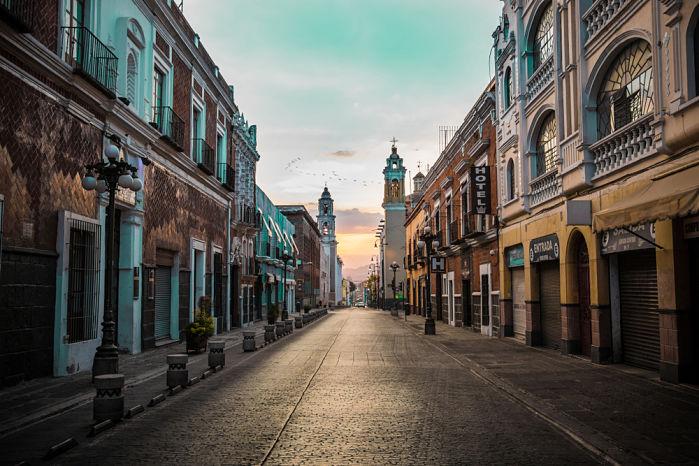 El clima en México