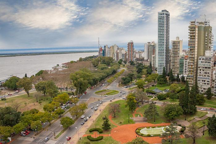 viajar a rosario argentina