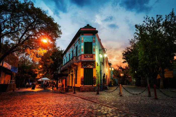 viajar a argentina precio buenos aires