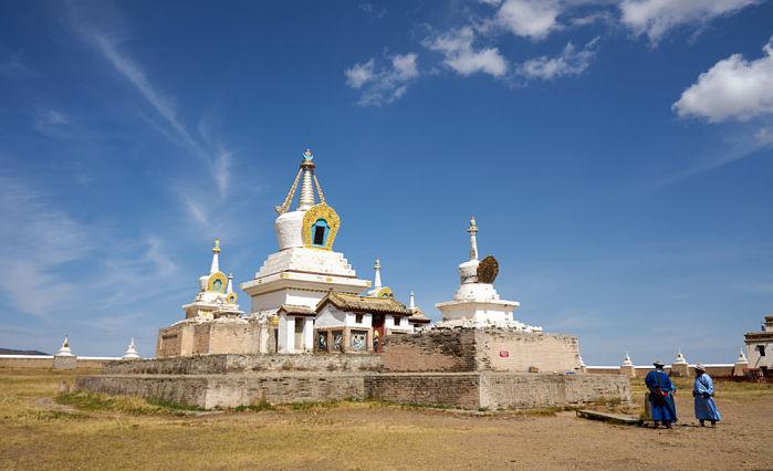 erdene zuu khiid mongolia