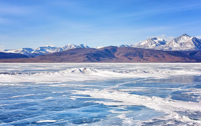 lago khovsgol nuur mongolia