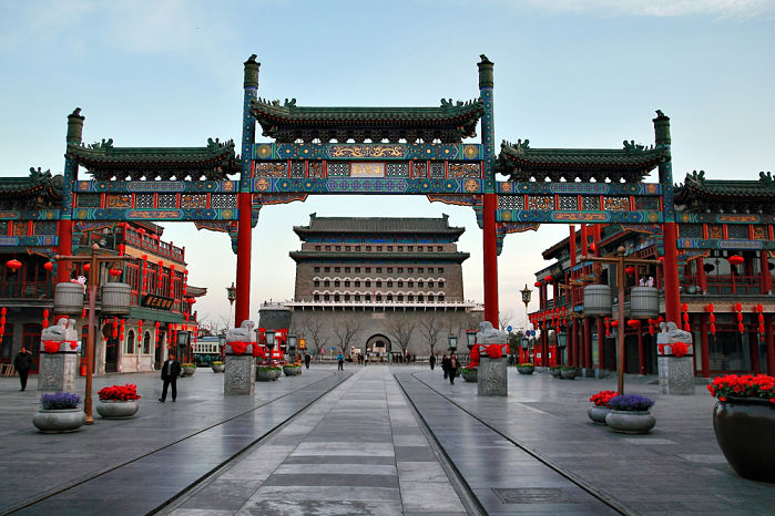 Mejor época para viajar a China