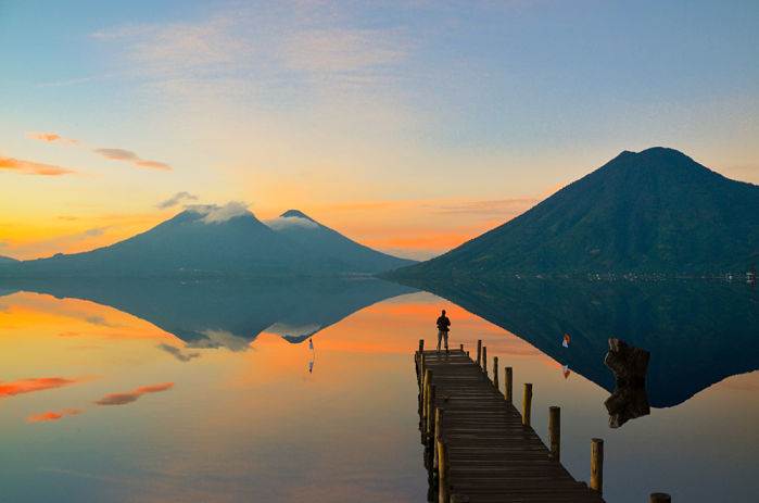mejor epoca para viajar a guatemala lago de atitlan