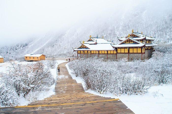 visitar china en invierno