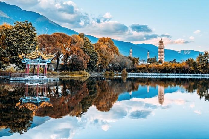 visitar china en otoño