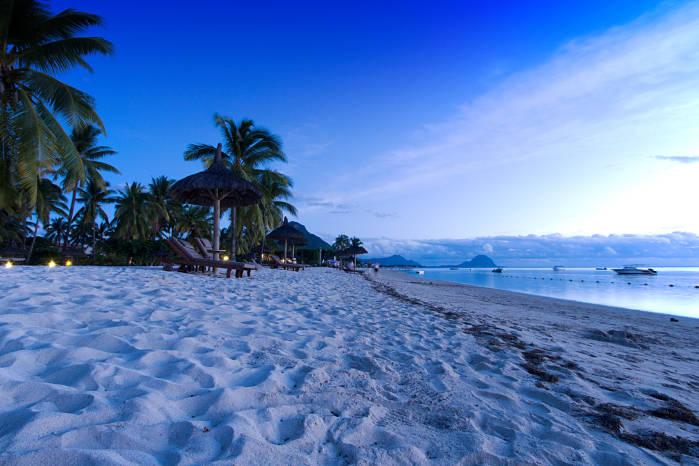 playa flic en flac