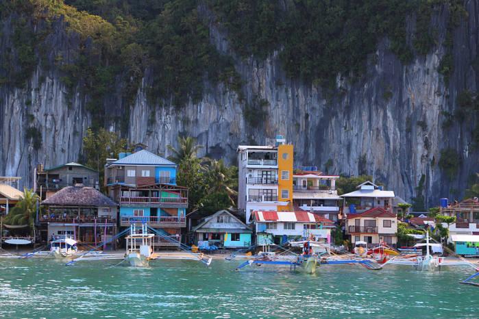 viaje mochila filipinas