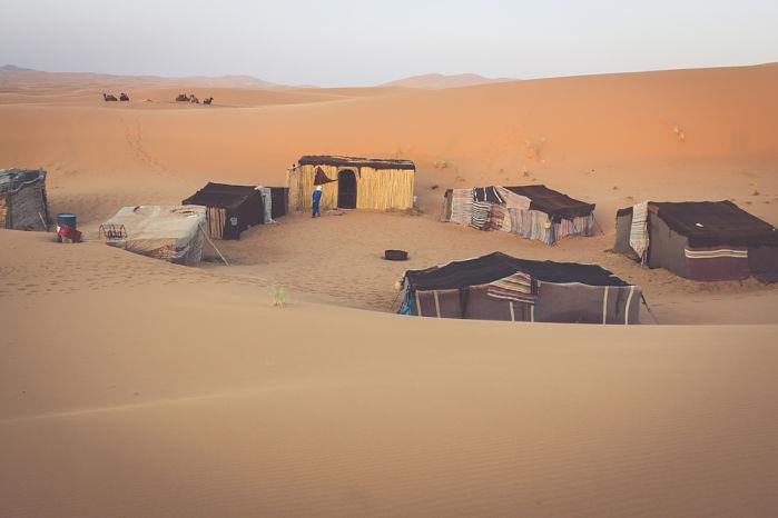 actividades desierto marrakech