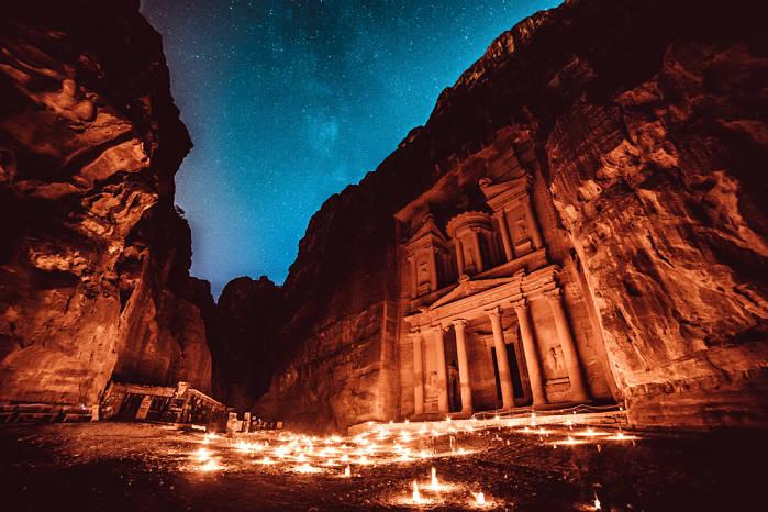 Viaja a Jordania en octubre