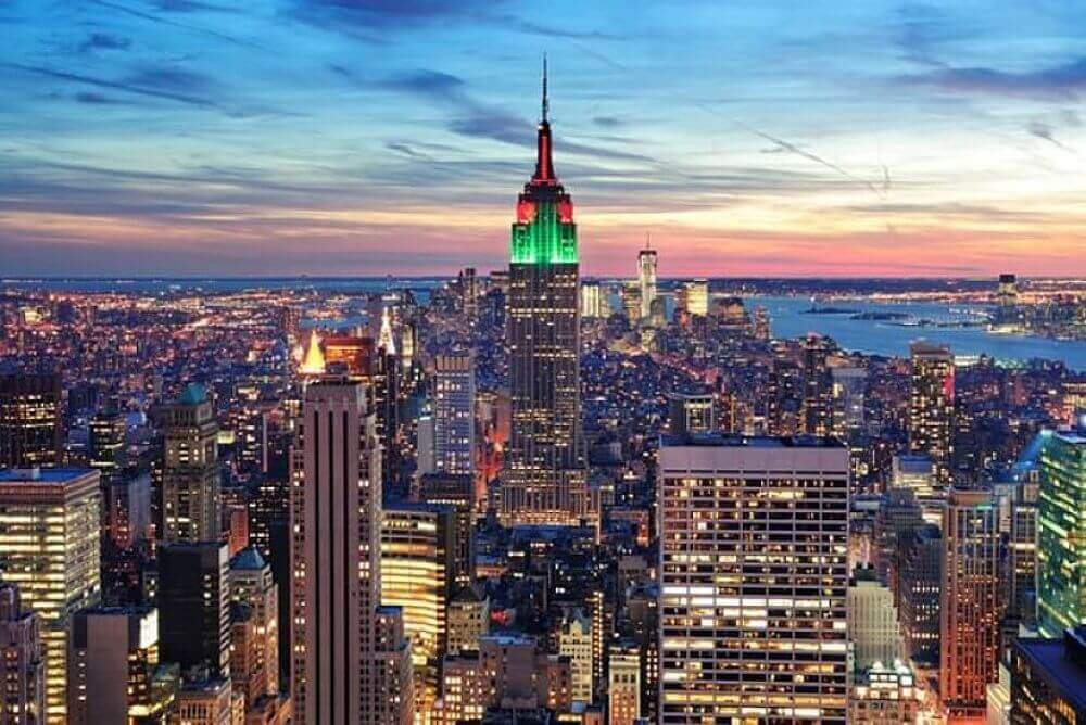 mejor epoca para viajar a nueva york