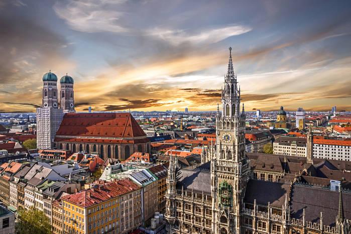 Viaja a Munich en octubre