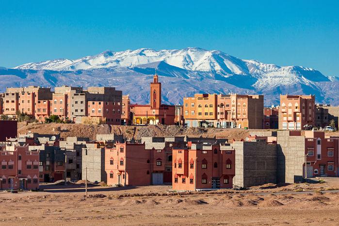ouarzazate desierto marrakech