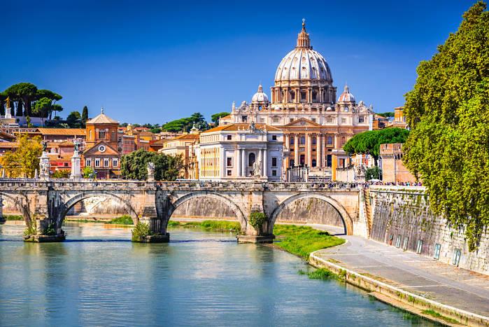 Viaja a Roma en octubre