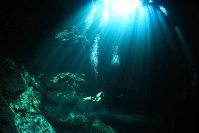 viajar en noviembre cenote riviera maya