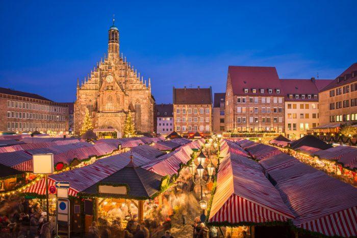 mercado navideño nuremberg