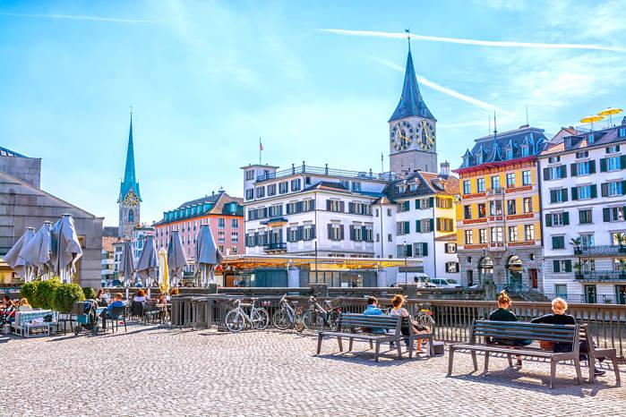 Qué visitar en Suiza