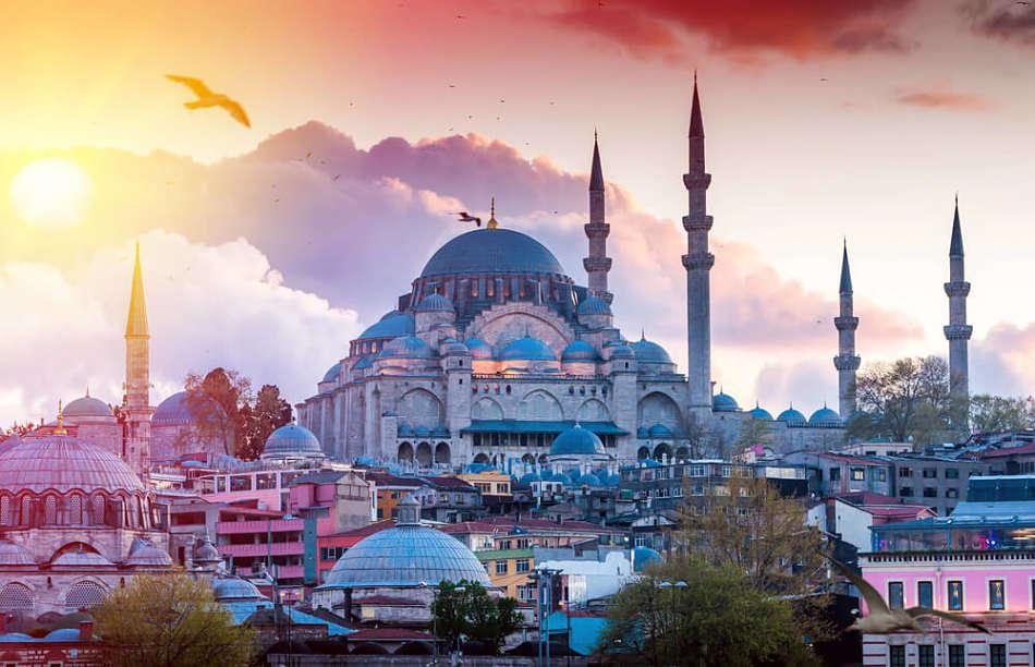 Es seguro viajar a Turquía