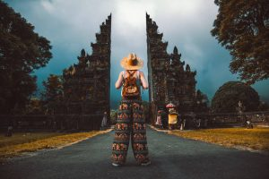 Planes de mochileros de Bali