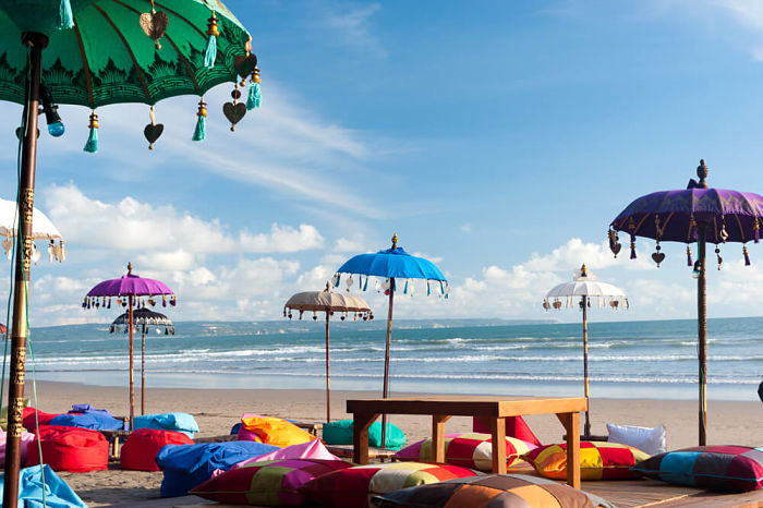 viajar a Bali de mochilero