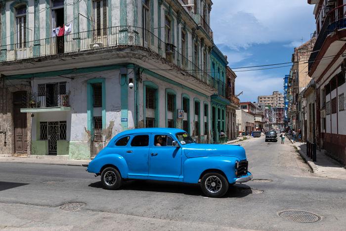 Visa para Cuba