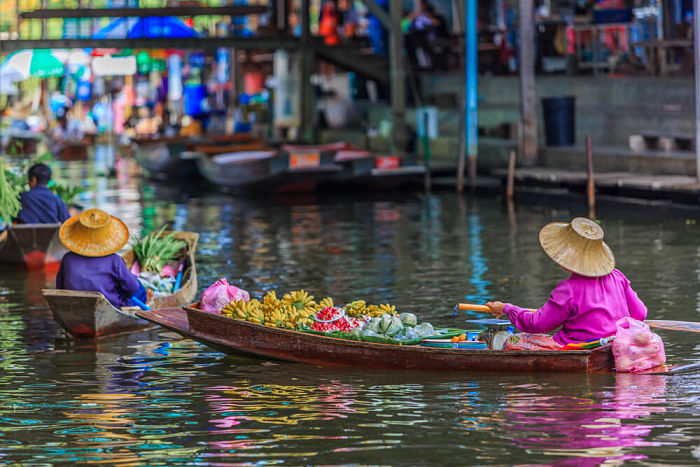 Visado para Tailandia