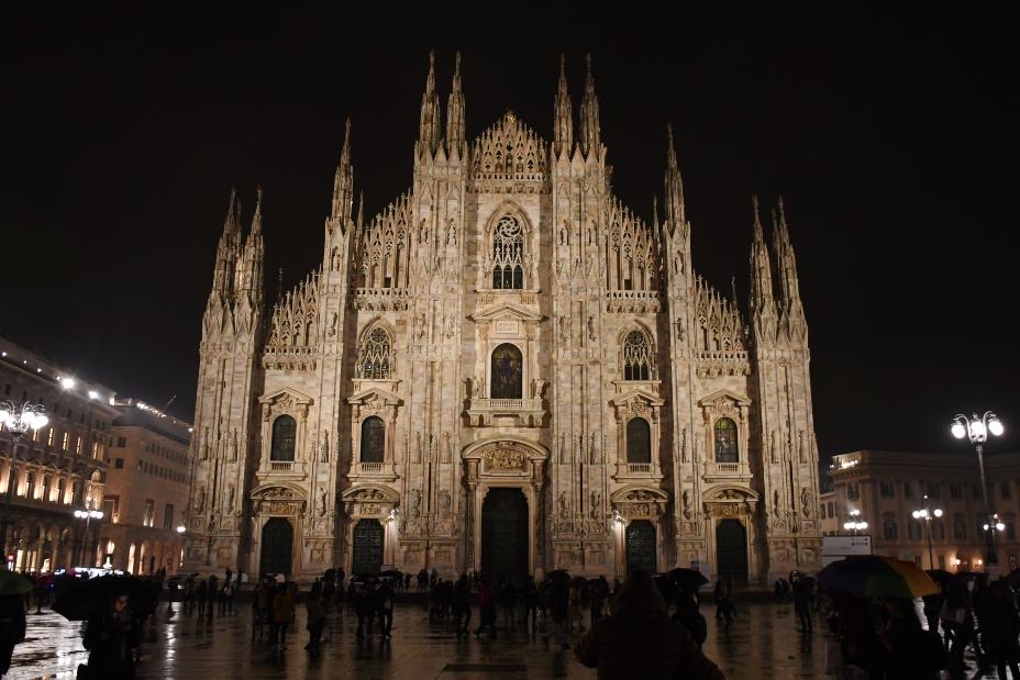 Escapada barata europa Milan